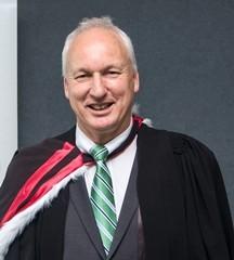 Professor Paul Hofman inaugural lecture