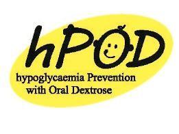 hPOD - hypoglycaemia Prevention with Oral Dextrose.