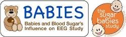 Babies and blood sugar's influence on EEG Study.