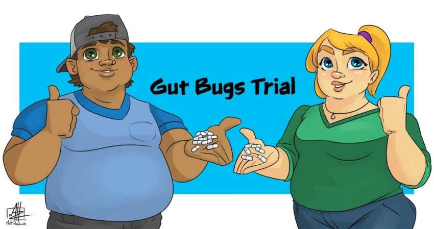 Gut Bugs Trial graphic
