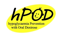 hPod Logo with TAG White circle
